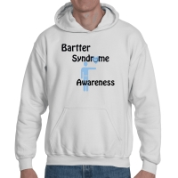 New Bartter Syndrome Awareness Hoodies